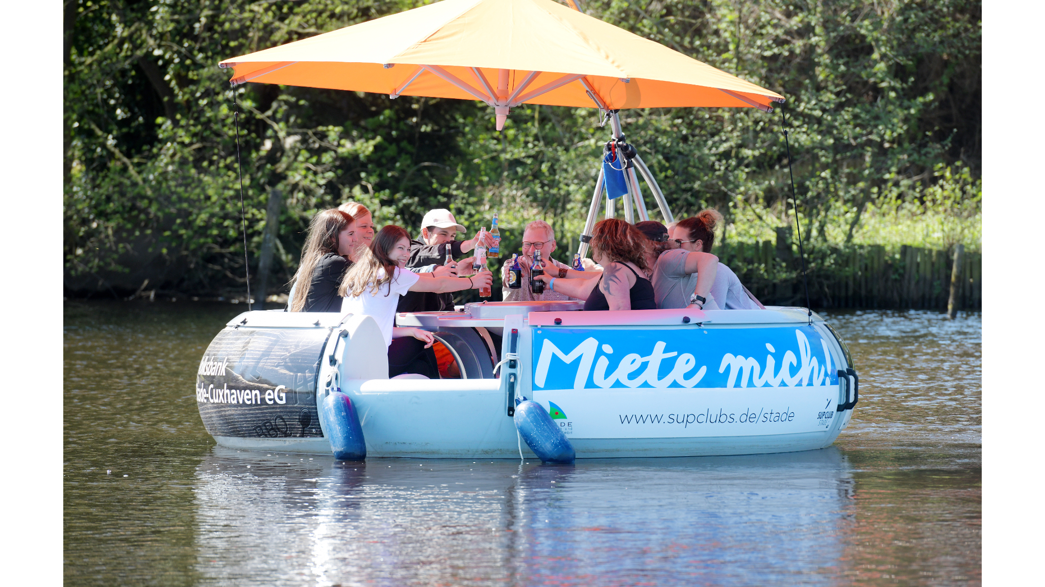 BBQ Donut - STADE Marketing und Tourismus